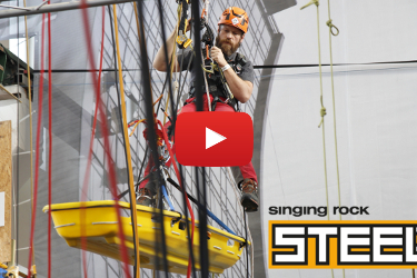 Singing Rock STEEL 19 - video